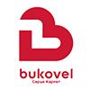 Bukovel - Крупный курорт в Карпатах с горнолыжными трассами логотип